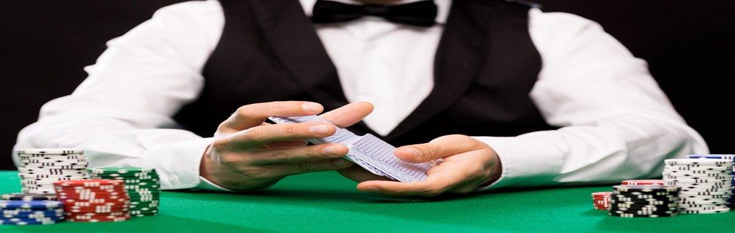 Poker Dealer School Houston